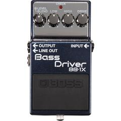 BOSS BB-1X Bass Driver педаль для бас-гитары