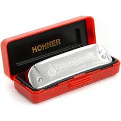 HOHNER Golden Melody, 542/20 E губная гармошка (М542056)